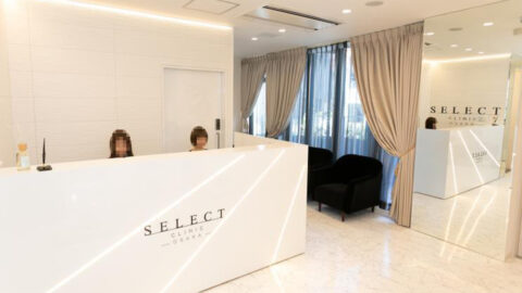 SELECT CLINIC 大阪茶屋町院